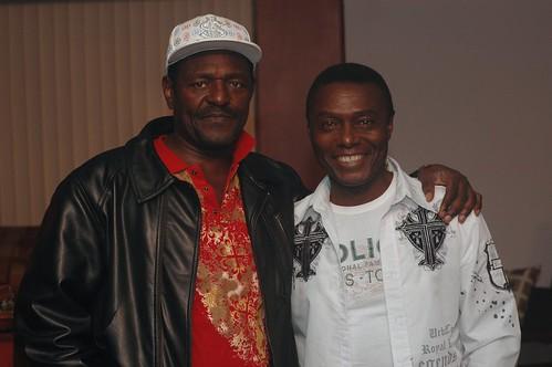 Jacob Nguni & Sam Fan Thomas
