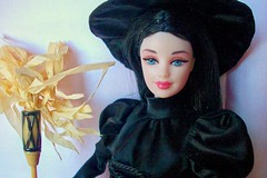 evil  witch (napudollworld) Tags: girls halloween fashion witch ghost barbie scene characters fever