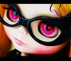 heart in her eye