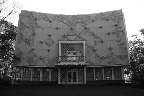 Balai Pertemuan Ilmiah ITB - Front View