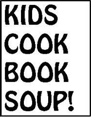 kids cook book soup