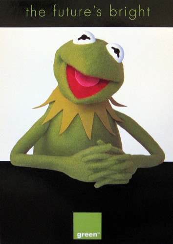 Kermit: the future's bright