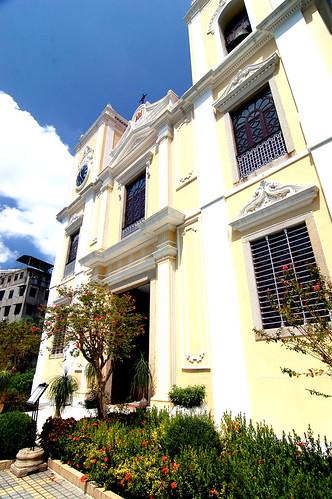 聖老楞佐教堂, Macau