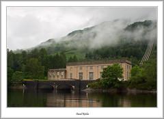 Loch Sloy Power Station (flatfoot471) Tags: scotland power hydro lochlomond lochsloy inveruglas