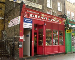 Biryani House, Mile End Road, London E1