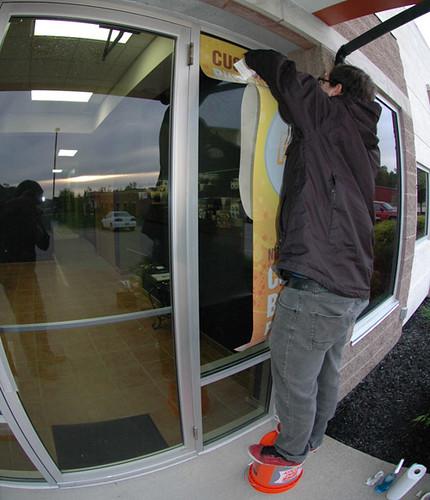 Dan Installing Window Perfs