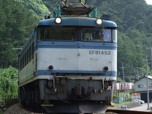 機関車~JR羽越本線