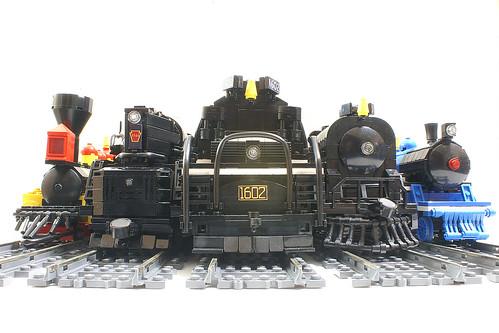 SRW Locomotive Works - BrickLink com