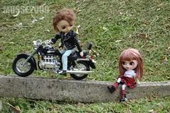 VINNIE and ANN - park