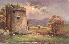 Galloway, Orchardton Tower 1923