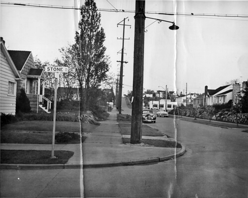 North Green Lake neighborhood, 1953