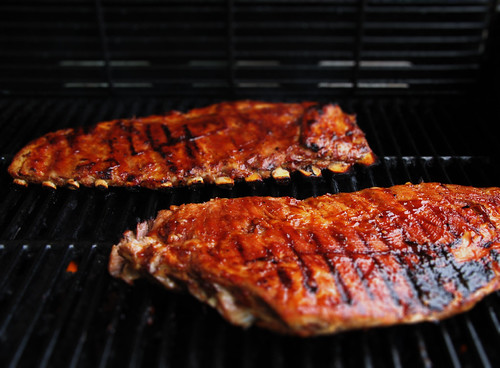 Red Hot Ribs for Labor Day