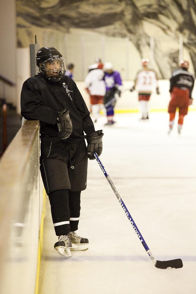 Hockey - Courbevoie