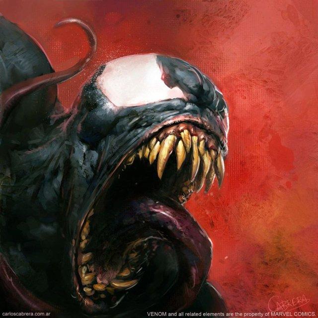 Venom_by_artbycarlos