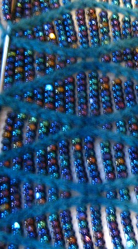 Blue AB Charlottes - Up Close and Personal!