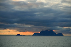 Lonely Island ... (Live4sports) Tags: norway nordnorge hurtigruten troms northernnorway skjervoy skjervy live4sports
