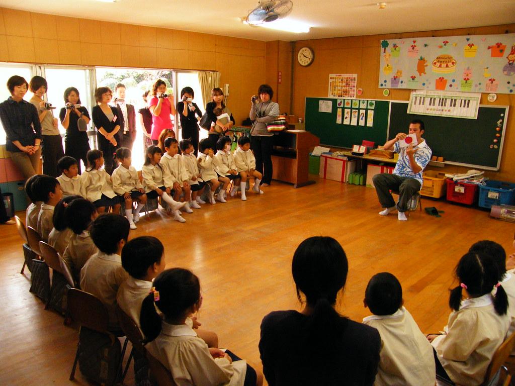 Parent's day at Eirfan's Kindergarten