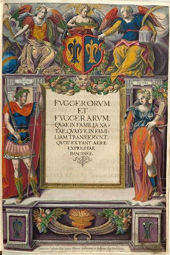 013-Fuggerorum et Fuggerarum imagines 1618-©Bayerische Staatsbibliothek