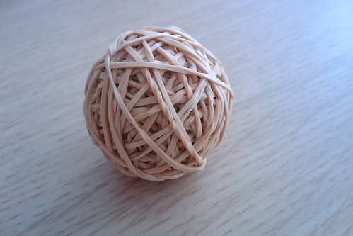 Rubber Band Ball 2