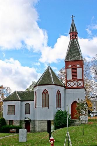 Episcopal Church in Franklin