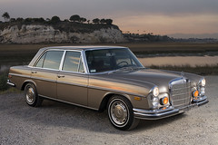 1969 Mercedes-Benz 300SEL 6.3 (mercedesmotoring) Tags: auto classic 1969 car sedan vintage francis mercedes benz low 63 mercedesbenz miles jg pristine 300sel worldcars mercedesmotoringcom