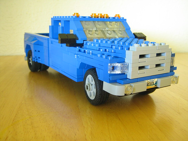 lego diesel dodge ralph wannabe lugnuts dually proudlove madphysicist savelsberg