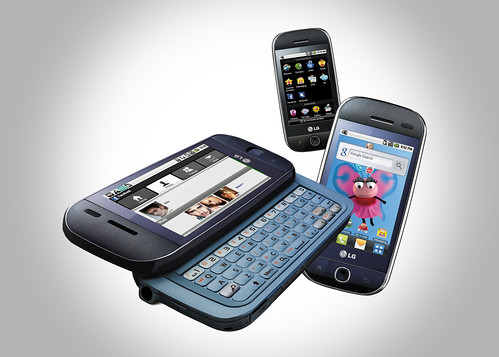 LGEPR님이 촬영한 LG 안드로이드폰(GW620).