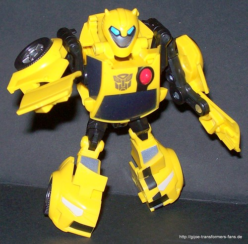 Bumblebee Animated Activators  Transformers  015