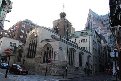 St Olaves Hart Street