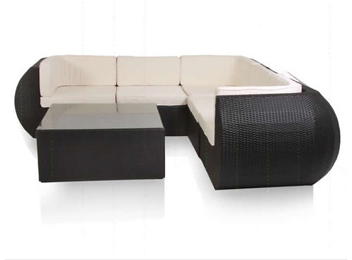 Luna Sofa Set - Outdoor Seating Furniture