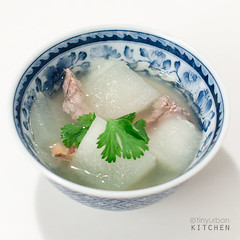 pork winter melon soup