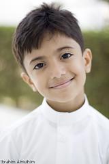 Fhoodi (Ibrahim Almulhim ) Tags: light boy portrait kids canon children lens photography eos kid nice flickr child muslim islam explore saudi arabia usm ibrahim 2009 ef ksa   50d       almulhim