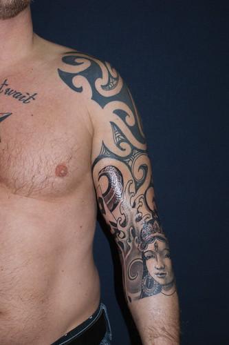 Rob Deut Tattoo