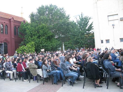 Festival de Jazz en Terraza de Centro Cultural Recoleta