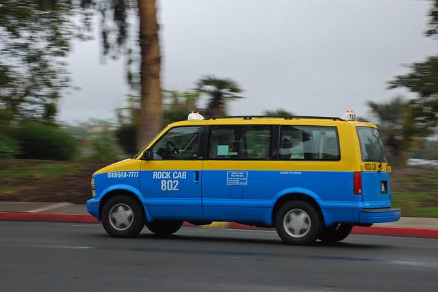 chevrolet sandiego cab taxi astro chevy van minivan taxicab