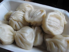 Juicy Pork Crab Dumplings