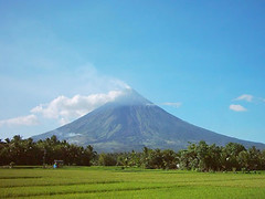 Mayon Volcano - the Perfect Cone (PhilippinesTour) Tags: city volcano philippines mayon bicol legazpi albay