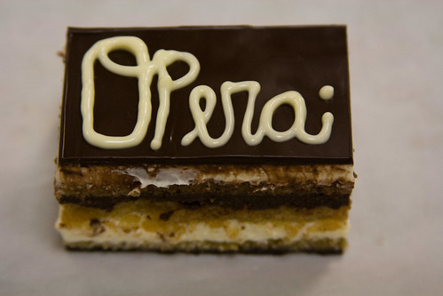 Opera Cake Square