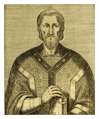 002-San Juan Crisostomo-Les vrais pourtraits et vies des hommes illustres grecz, latins et payens 1584-André Thevet
