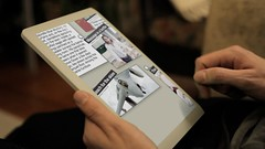 Swedish prototype reimagines print on Apple iPad
