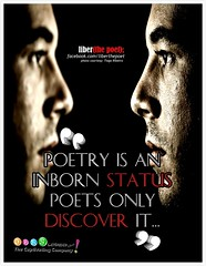 Poetry is an...