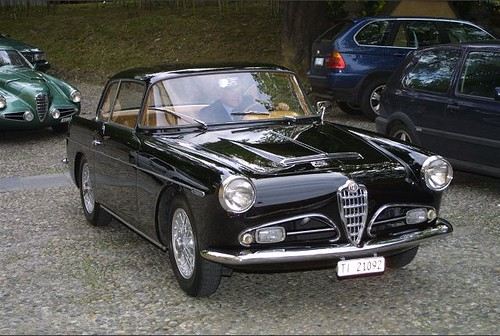 1954 DeSoto Adventurer II Ghia