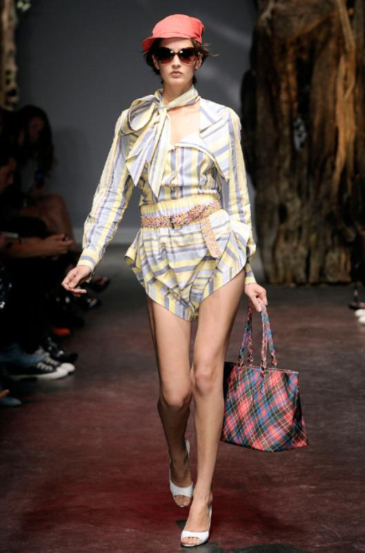 Vivienne Westwood Gold Label Summer 2010 11