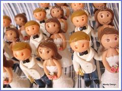 para os Padrinhos!!!!! (contato@mondy.com.br) Tags: arte artesanato biscuit bolo casamento taas miniatura presentes noivado lembranas padrinho personalizado noivos noivinhos lembrancinha porcelanafria