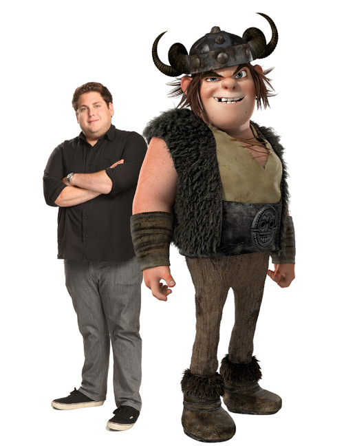 How to Train Your Dragon Jonah Hill