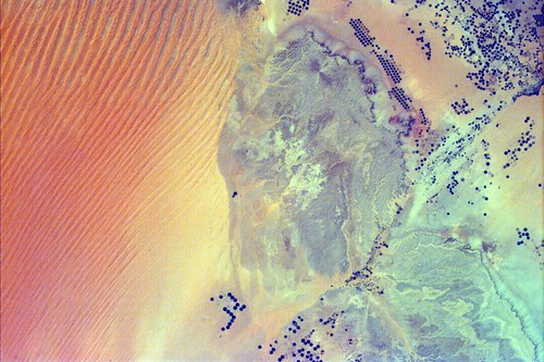 Deserto Rub' al-Khali (copyright NASA-JPL-UCSD-JSC)