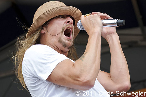 Kid Rock - 05-08-11 - New Orleans Jazz & Heritage Festival, New Orleans, LA