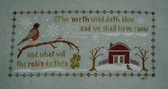 LHN The North Wind  by Renee's Stitching