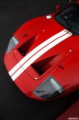 Superformance GT40 (DryHeatPanzer) Tags: california ca cars ford coffee car la kit gt irvine gt40 superformance 2011 52111