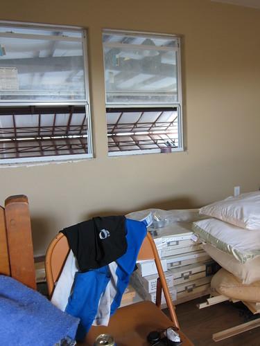 Where we slept